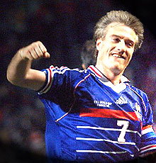 deschamps, the winner