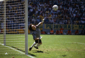 Soccer - 1986 FIFA World Cup - Quarter Final - France vs Brazil