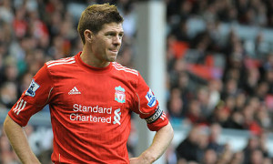 Gerrard Liverpool deception