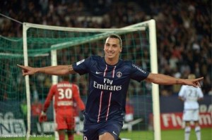 But Zlatan PSG face à OM
