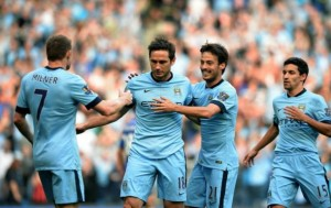 Lampard City face Chelsea, citizens heureux