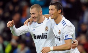 Real-Madrid Ronaldo-Benzema