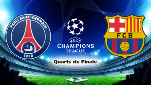 Ligue des Champions : Paris - Barcelone