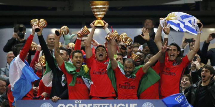 Paris gagne la coupe de la ligue 2015 contre bastia 4 0 - Billetterie coupe de la ligue 2015 ...